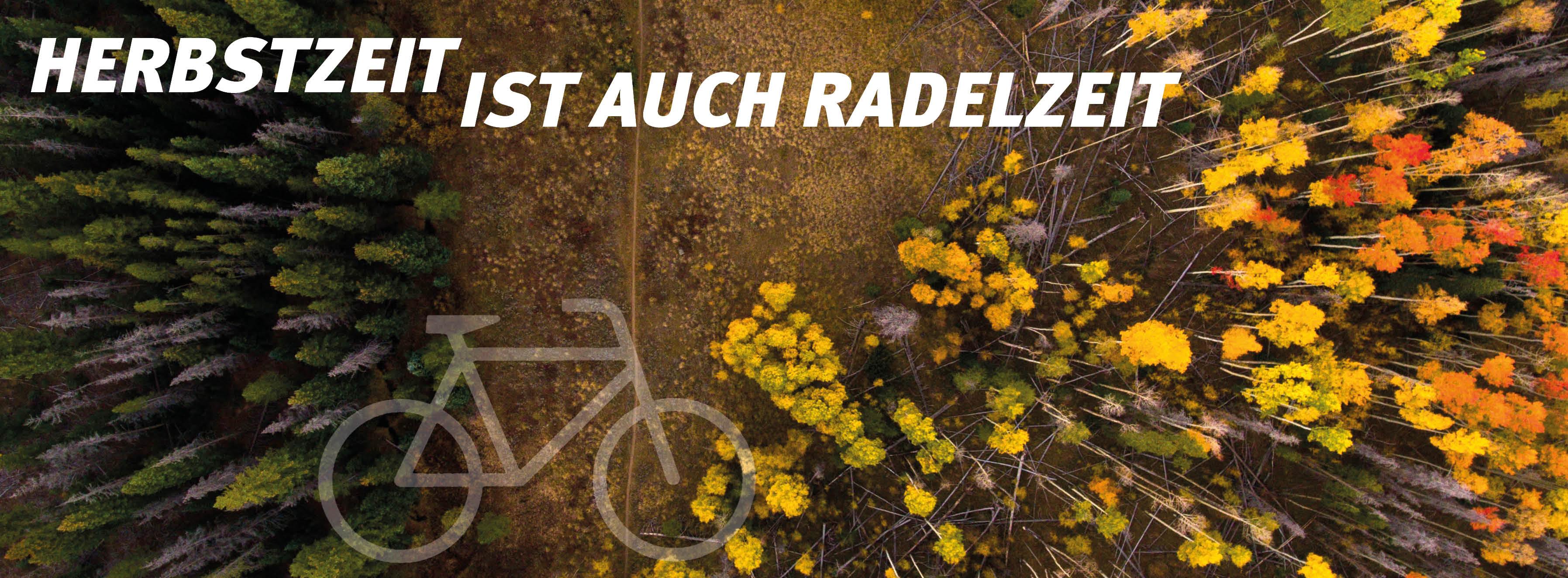 Radeln im Herbst