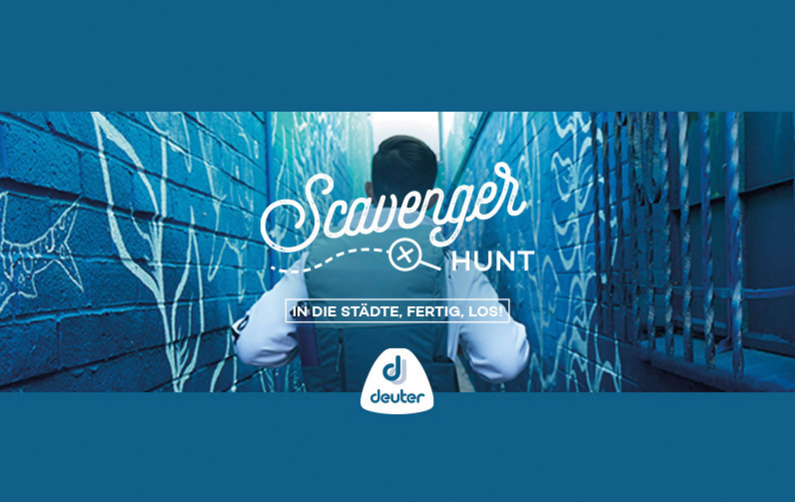 Deuter Scavenger Hunt