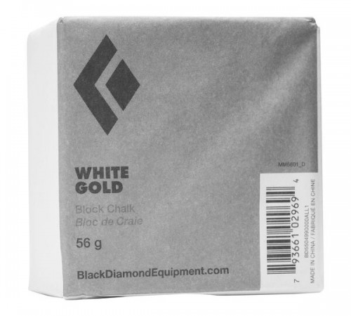 Solid White Gold - Block