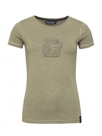 Gandia Lettering Bus T-Shirt Women