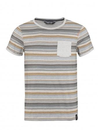 Stripes Retro T-Shirt Men