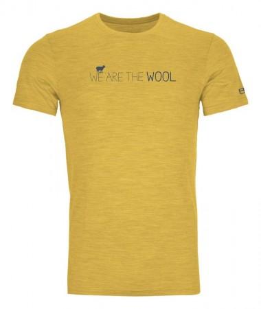 185 Merino Wool T-Shirt M