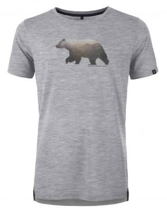 T-Shirt Grizzland M