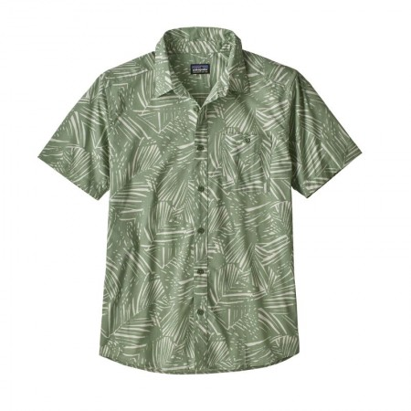 Go To Shirt M Rain Fern Revers