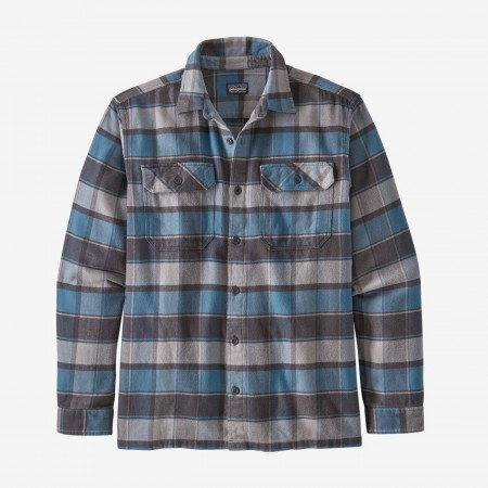 M's LS Fjord Flannel Shirt