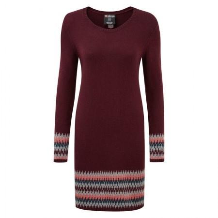 Maya Jacquard Dress W