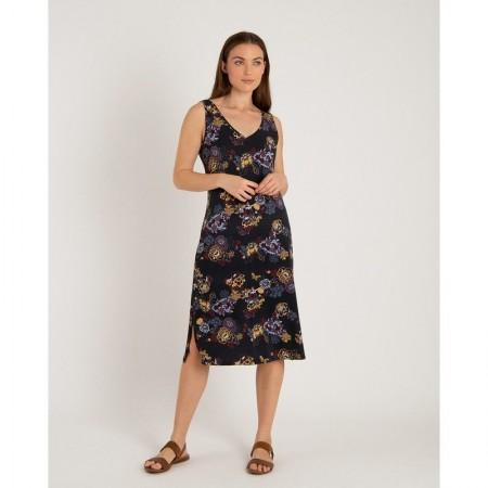 Padma Midi Dress W