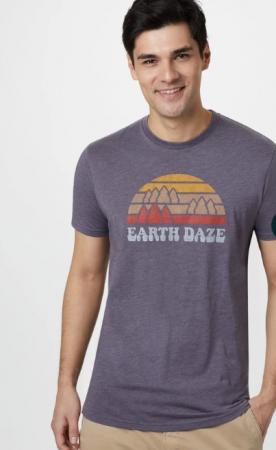 Earth Daze Classic T-Shirt M