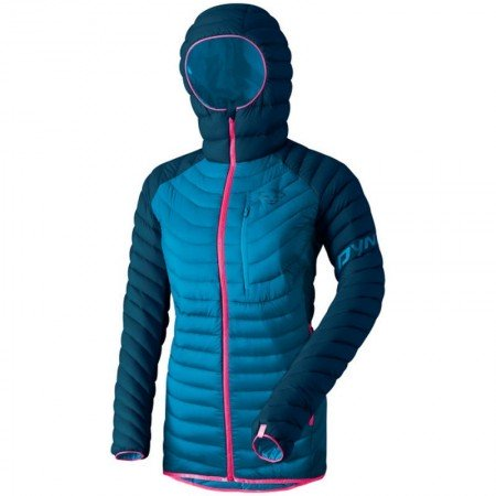 Radical Down W Hooded Jacket