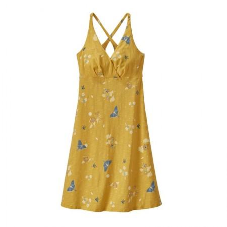 Amber Dawn Dress W Night Polli