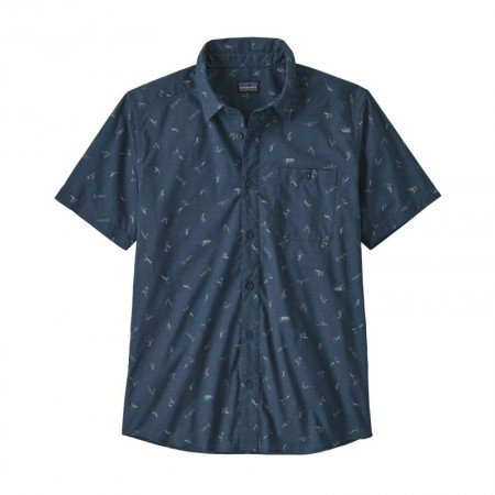 PATAGONIA Go To Shirt M Surfers