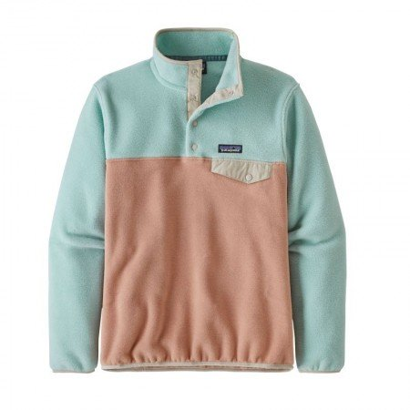 LW Synch Snap-T Pullover W