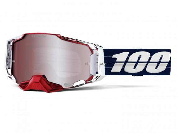 Armega LTD goggle anti fog hiper mirror lens