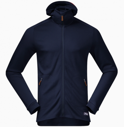Bergans Tuva Light Wool Hood Jacket