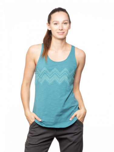 Chillaz Kauai Zigzag Ornament Women Top