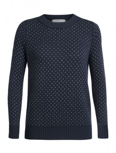 Icebreaker Waypoint Crewe Sweater W