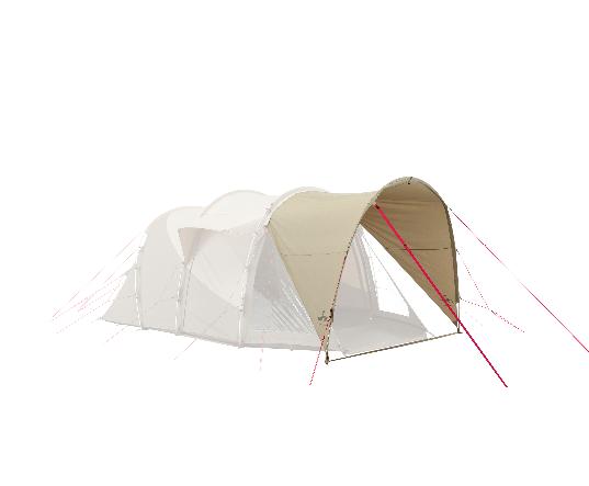 Nomad Porch Dogon 3 (+1) Air Ausstel