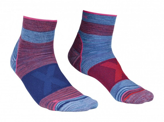 Ortovox ALPINIST QUARTER SOCKS W