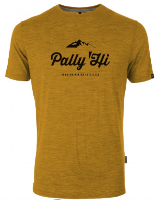 T-Shirt Classic Peak Logo M