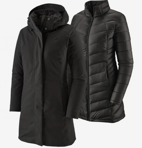 W's Tres 3-in-1 Parka