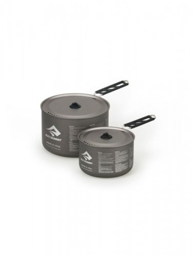 Alpha Pot Set 1.2 and 2.7 L