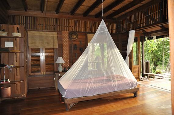Travel-Mosquito Netz single