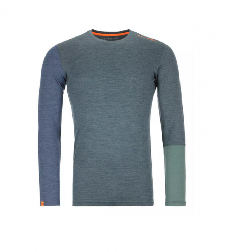 Ortovox 185 ROCK'N'WOOL LONG SLEEVE M