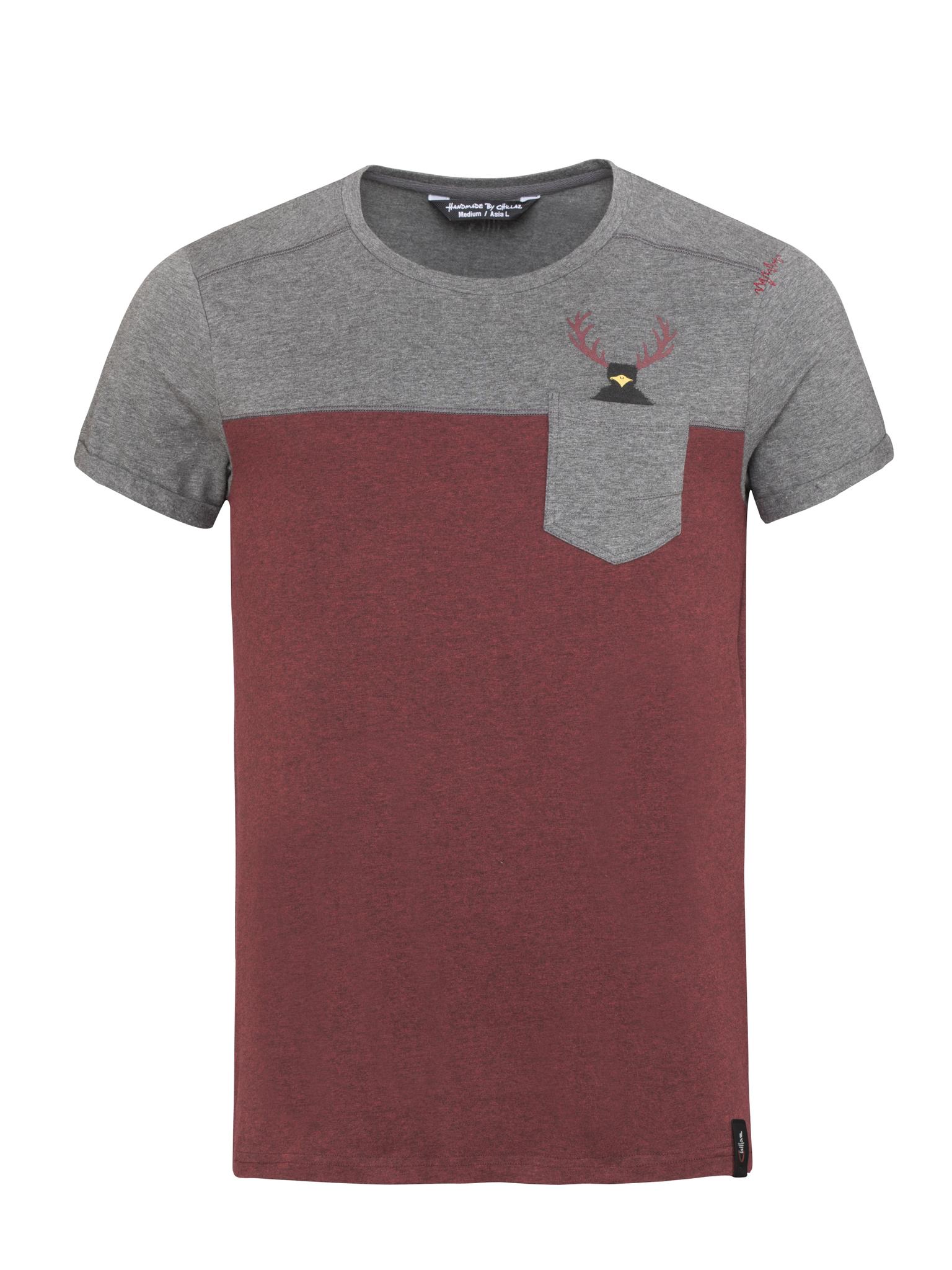 Street Hirschkrah T-Shirt Men L