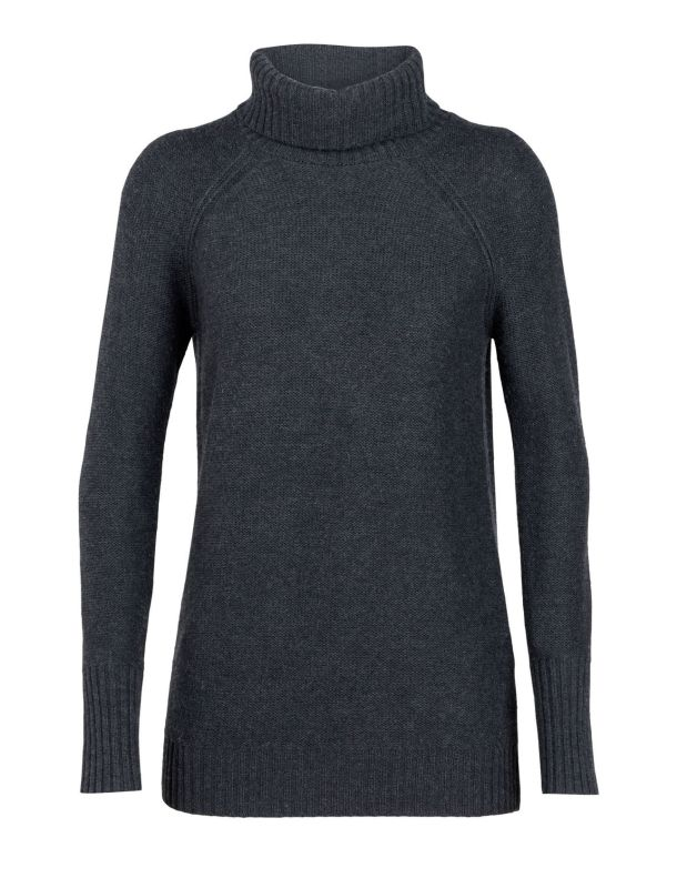 Waypoint Roll Neck Sweater W M