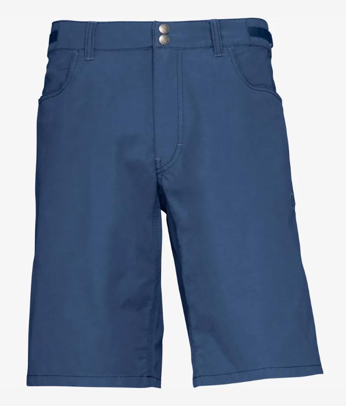 Svalbard Light Cotton Shorts M S