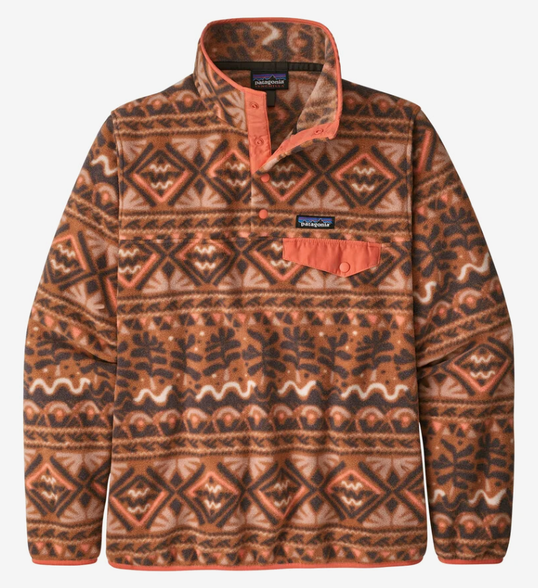 W's LW Synch Snap-T Pullover L