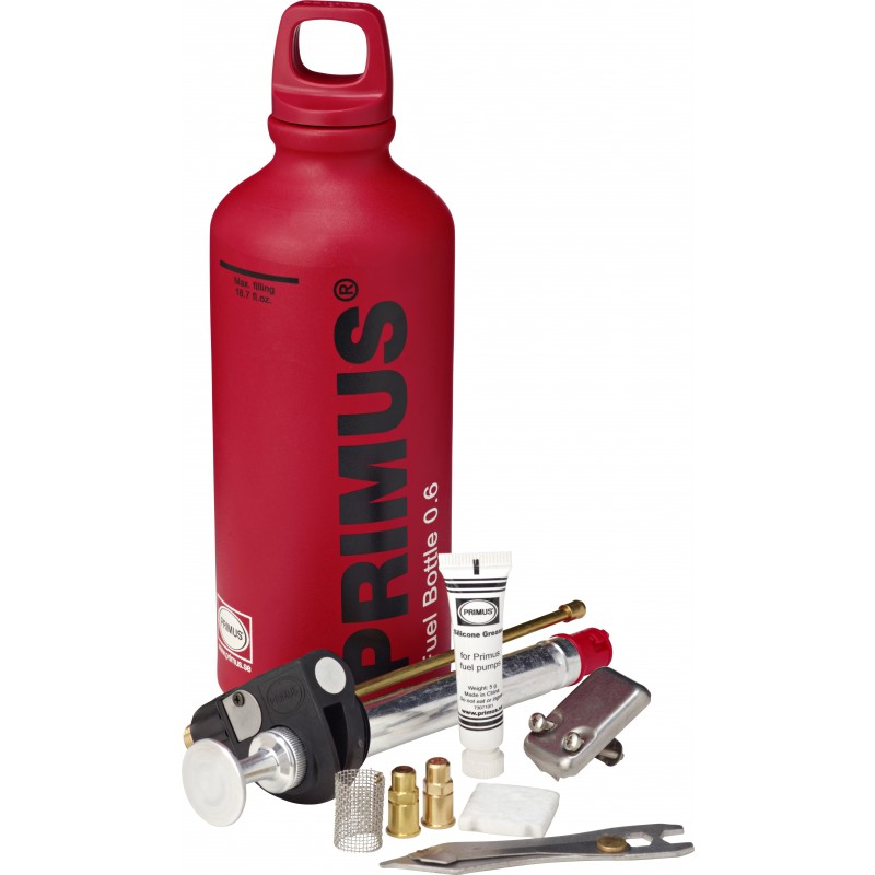 Gravity MultiFuel Kit .