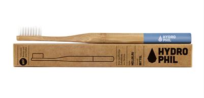 Zahnbürste Bambus .