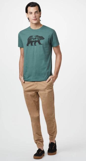 Den Cotton Classic T-Shirt M L