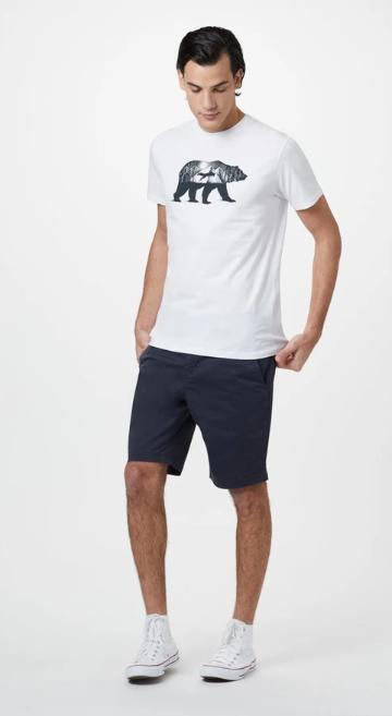 Den Cotton Classic T-Shirt M XL