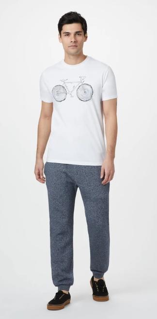 Elm Cotton Classic T-Shirt M XL