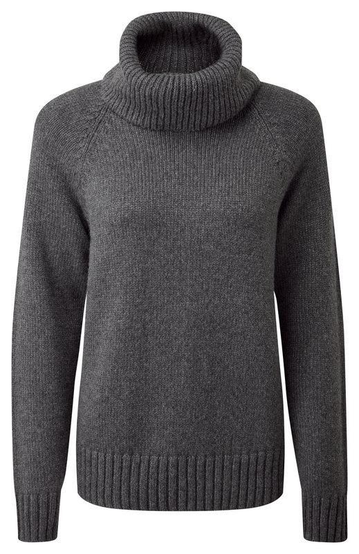 Highline Wool Turtleneck Sweater S