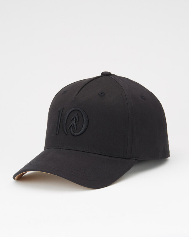 Logo Cork Brim Altitude Hat .