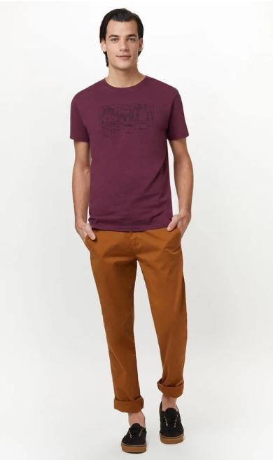 Nomad Cotton Classic T-Shirt M XL